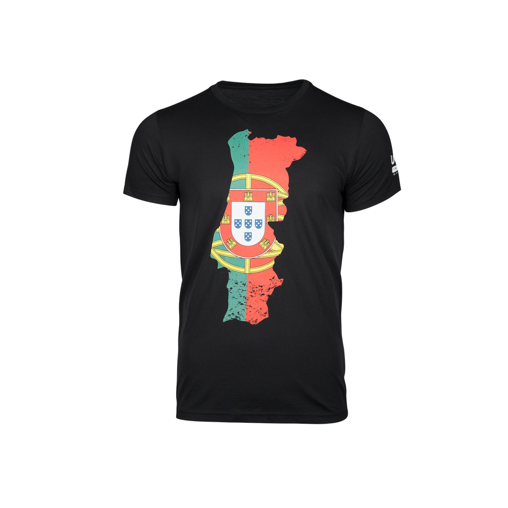 WRC Portugal Black T-Shirt