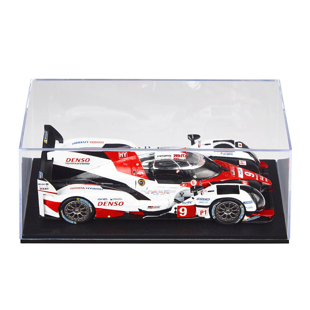 TOYOTA HYBRID TS050 1:38 No 9 Model Car