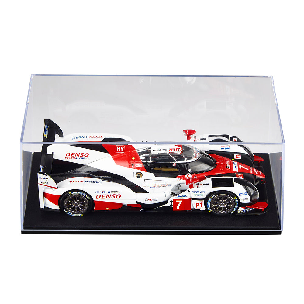 TOYOTA HYBRID TS050 1:38 No 7 Model Car