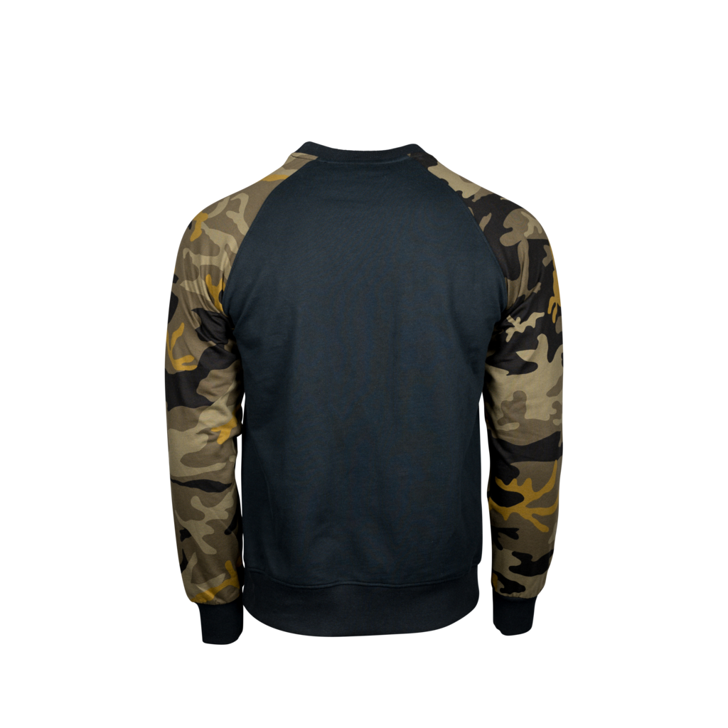 World RX Camo Black Sweatshirt