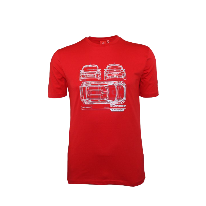 Citroen Racing T-Shirt C3