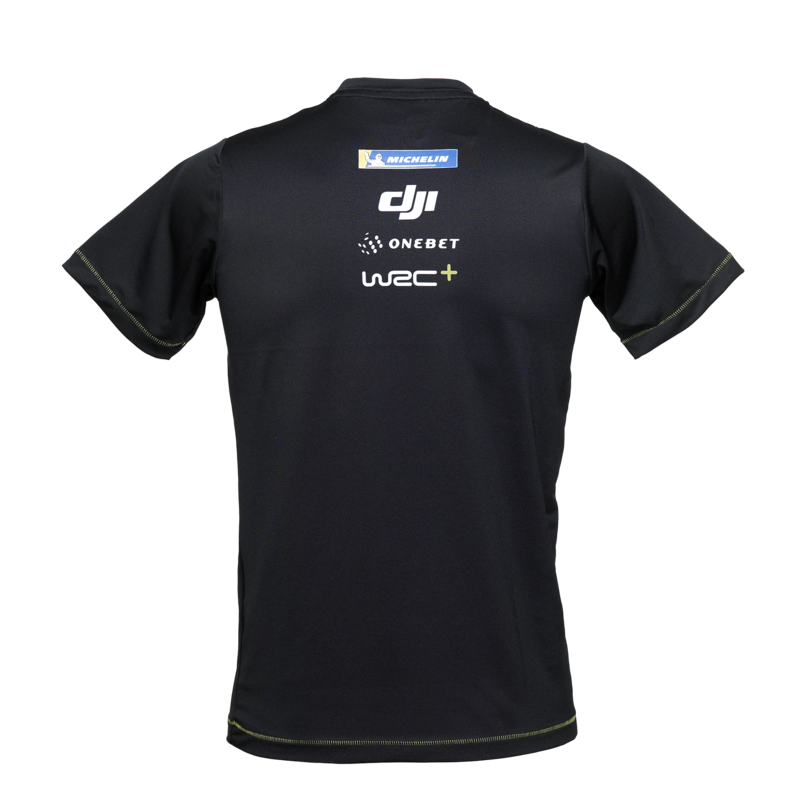 WRC Tech T-Shirt - Basic Collection