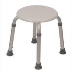 Adjustable Round Bath Stool