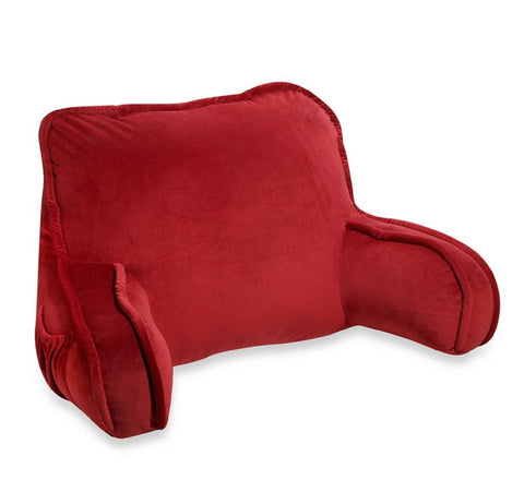 Sitting-Up Pillow with Armrests