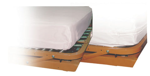 Zippered Mattress Protector for Hospital bed