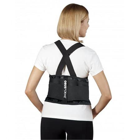 Obusforme Back Belt Unisex