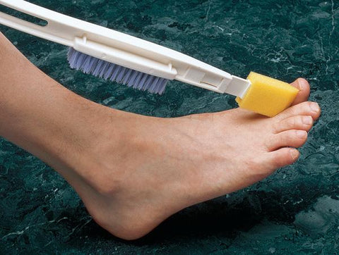 Dr. Joseph's Foot Brush