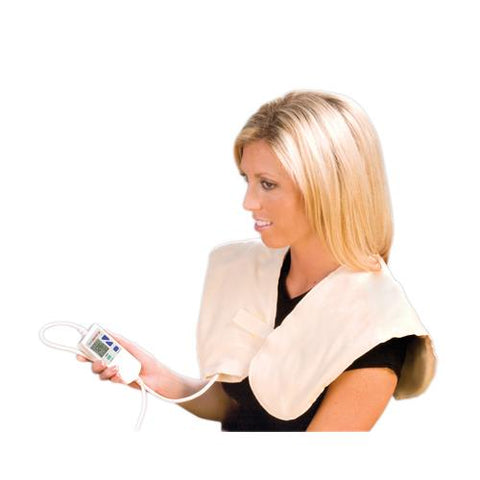 Theratherm Digital Moist Heating Pad for Shoulder and Neck