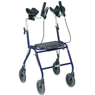 Dolomite Alpha Rollator Walker  with Forearm Attachment