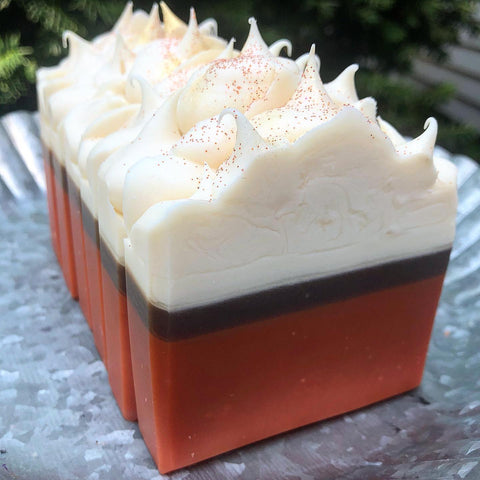 LIMITED EDITION Pumpkin Spice Sweet Soap