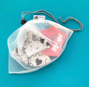 Face Mask Storage & Washing Bag