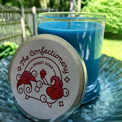 Hand Poured, Intensely Scented, Long Burning USA Soy Candles 12 oz