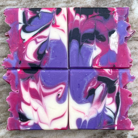 Blackberry Vanilla Sweet Soap