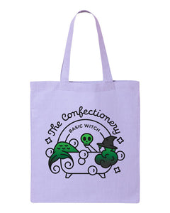 Basic Witch Tote