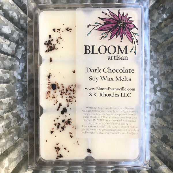 Hand Poured USA Soy Wax Melts