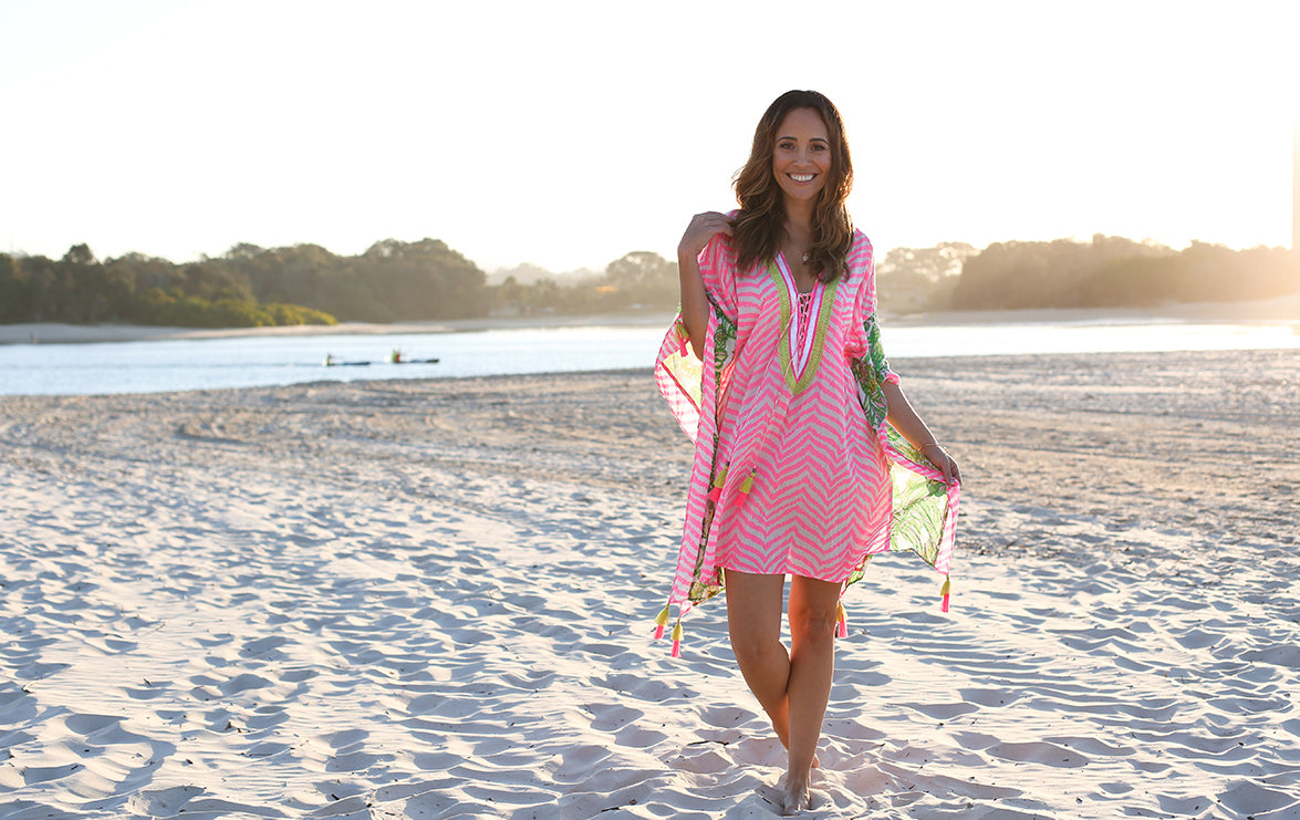 Christie Kaftan in Ari