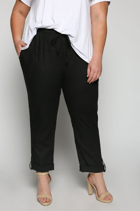 Belize Pant in Black