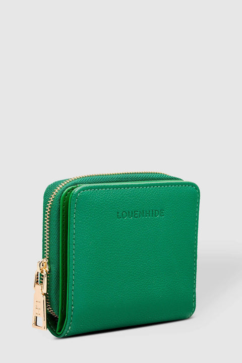 Bridget Wallet in Green