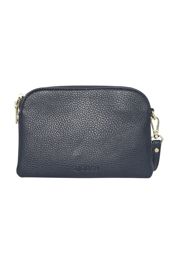 Mini Hugo Purse in Navy