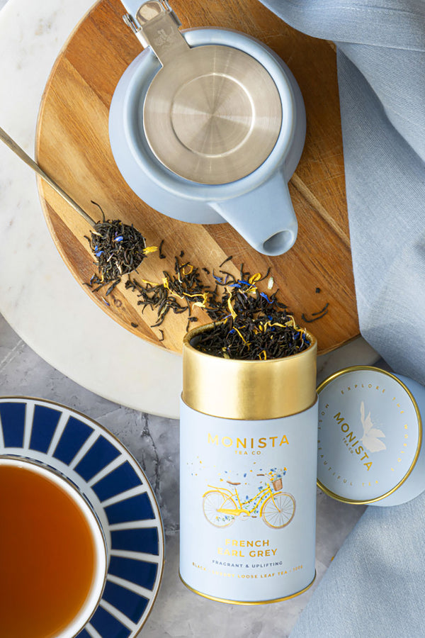 Monista Tea in French Earl Grey