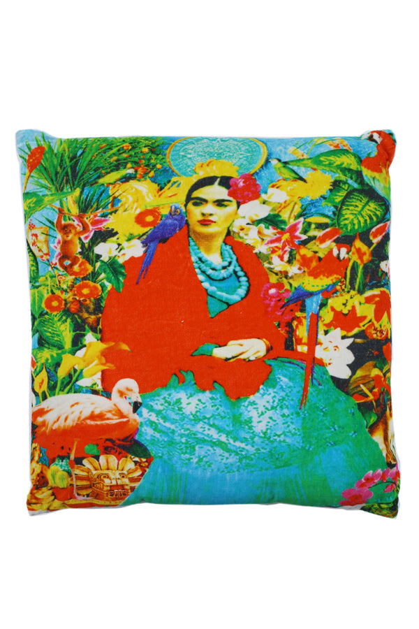 Frida Cushion in Velvet
