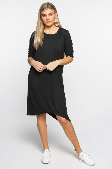 Sportif Dress in Black
