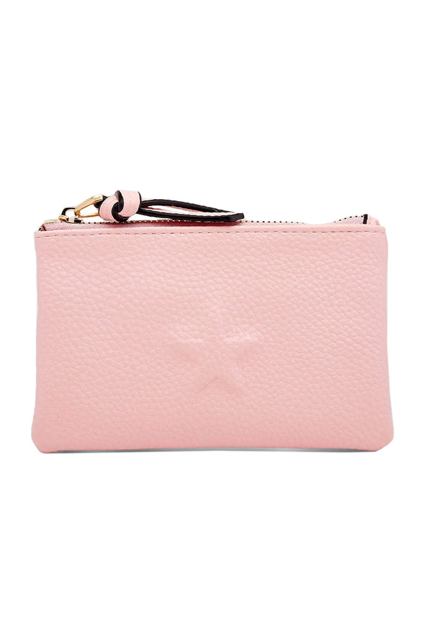 Star Purse in Pale Pink