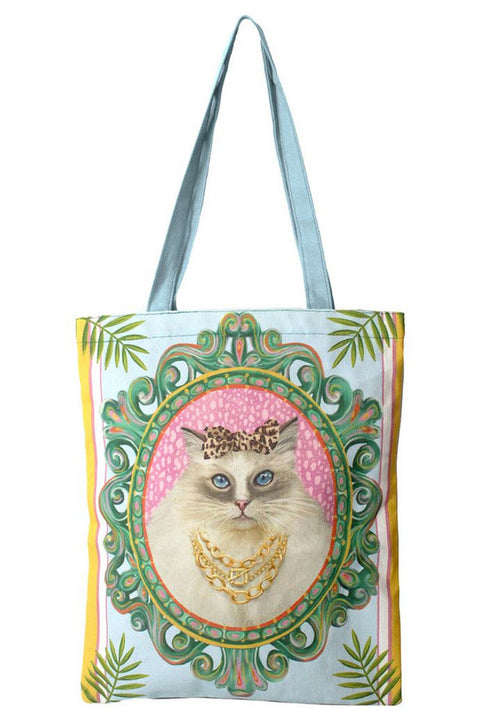 Tote Bag in Bougie Society