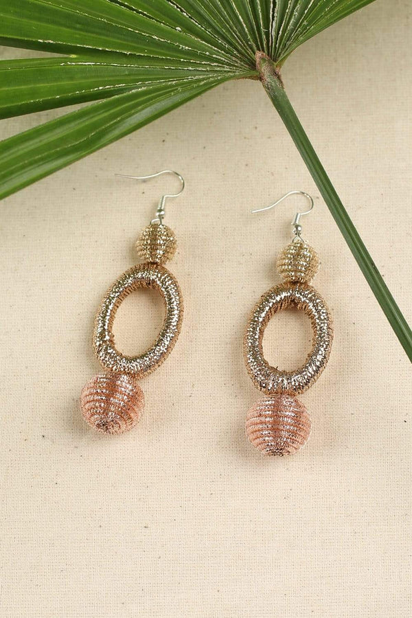 Adrift Clothing Earrings Rose Gold / O/S Malibu Earrings in Rose Gold