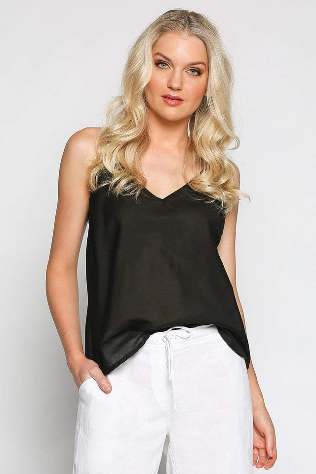 Basics By Adrift Cami Adrift Cami in Black