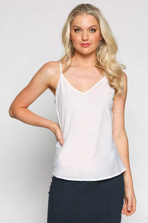 Basics By Adrift Cami Adrift Cami in White