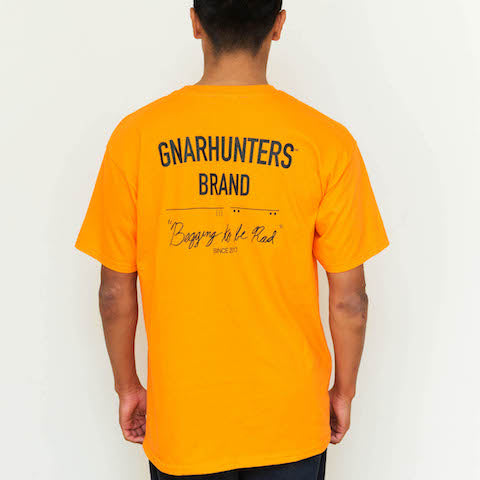 Painter tee orange