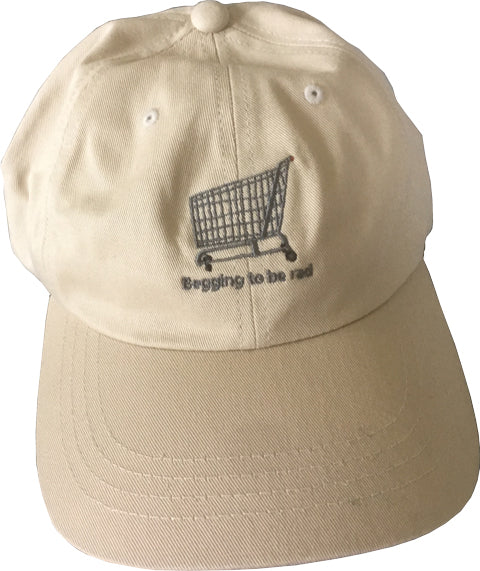 Shopping cart hat