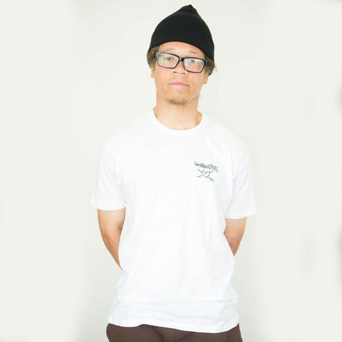 Boardswords tee white
