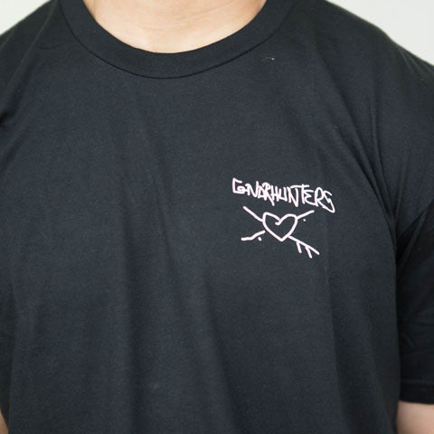 Boardswords tee black