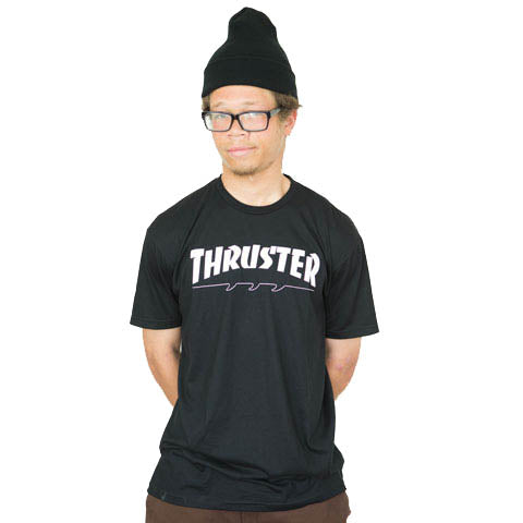 Thruster tee black