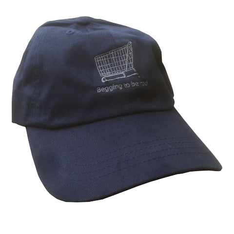 Shopping cart dad hat