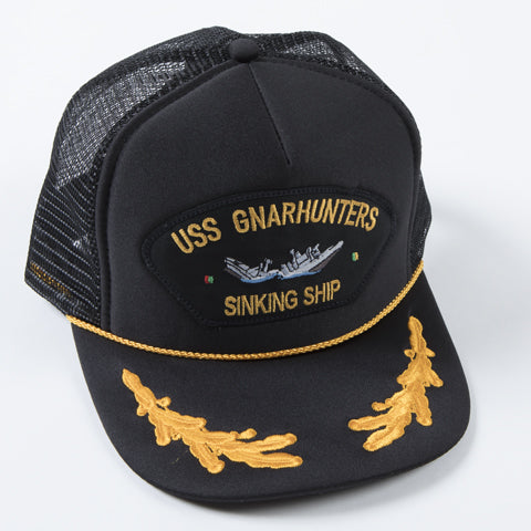 Sinking Ship trucker hat