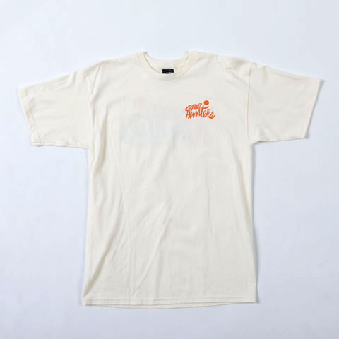 Thomas Campbell tee natural