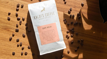 A New Look for Our Coffee Packaging