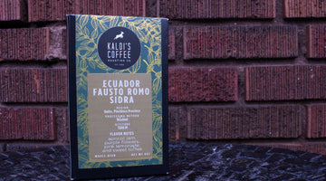 The Cupping Room Series: Ecaudor Fausto Romo Sidra