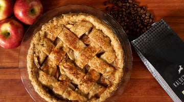Coffee and Bourbon Pie Crust Recipe