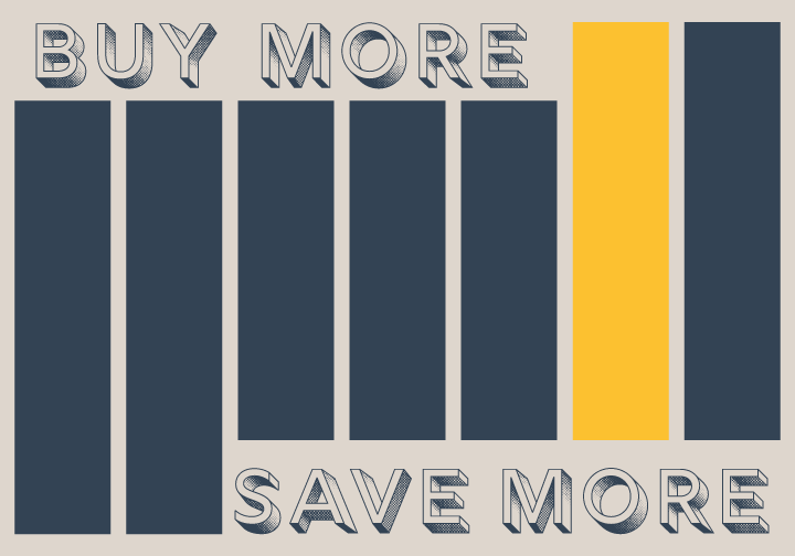 Buy More Save More October 2020
