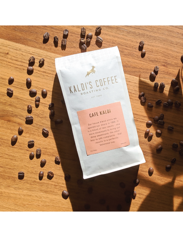 12oz Bag of Cafe Kaldi