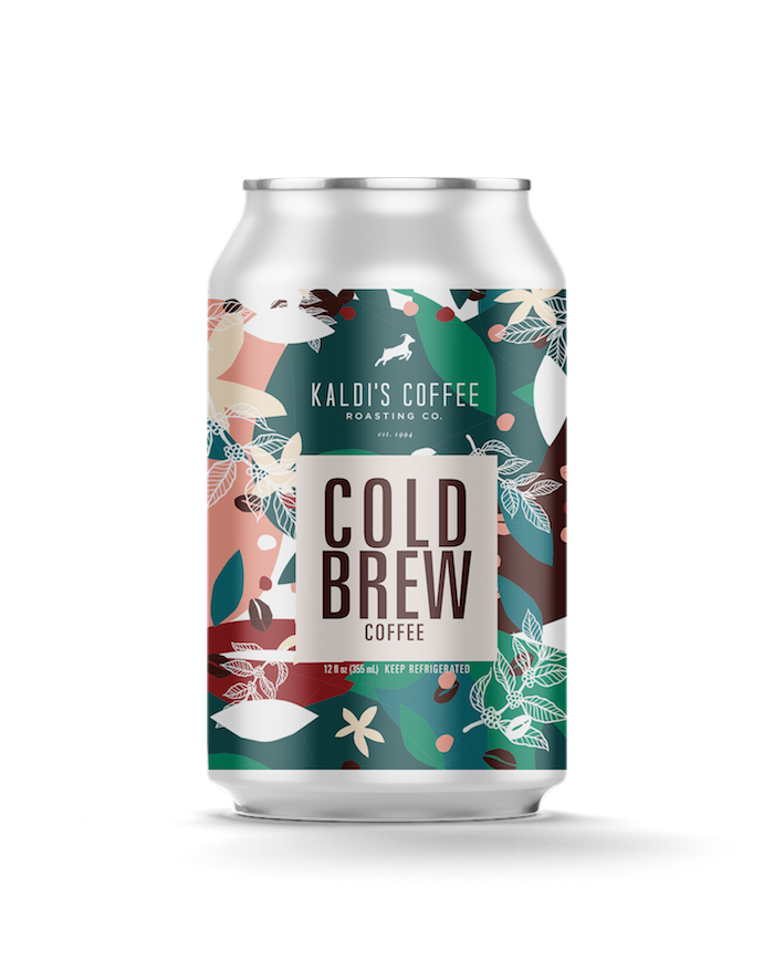 Cold Brew Can - Kaldi's Cold Brew Coffee Now Available In Cans!