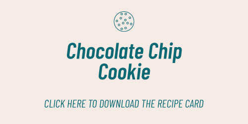 Chocolate Chip Cookie Recipe Card | Kaldi's Coffee At Home