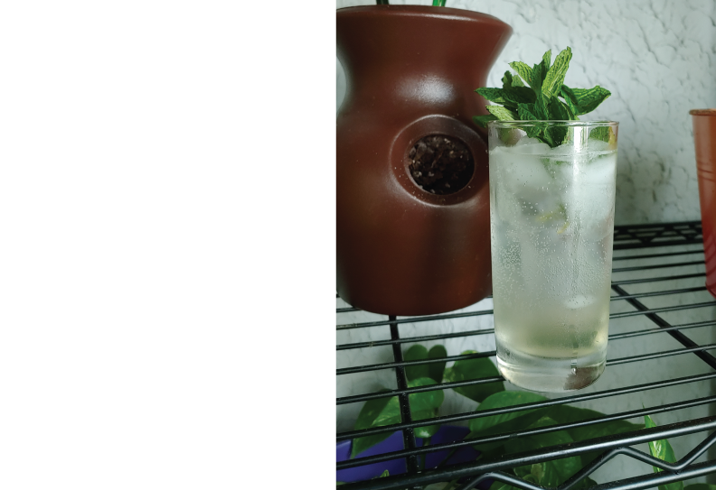 Mocktail Mojito from Jalen Kelly