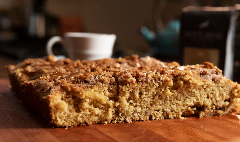 Specialty Coffee Cake - A Coffee Cake Recipe With Coffee In It