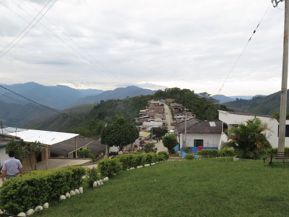 The Colombia Monserrate Community