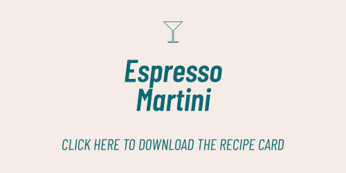 Espresso Martini Kaldi S Coffee